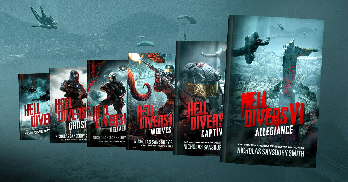 Release Day: Hell Divers VI Allegiance