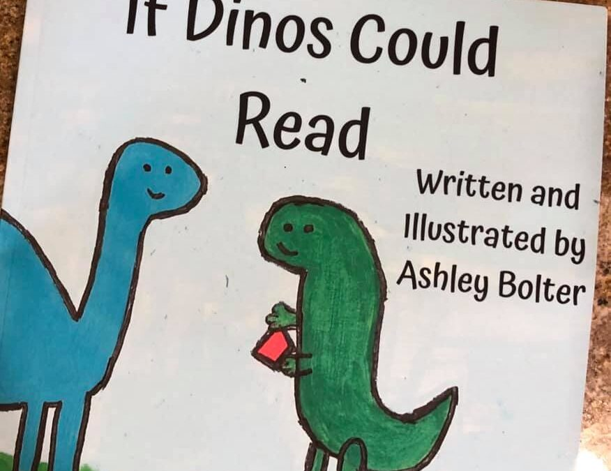 If Dinos Could Read