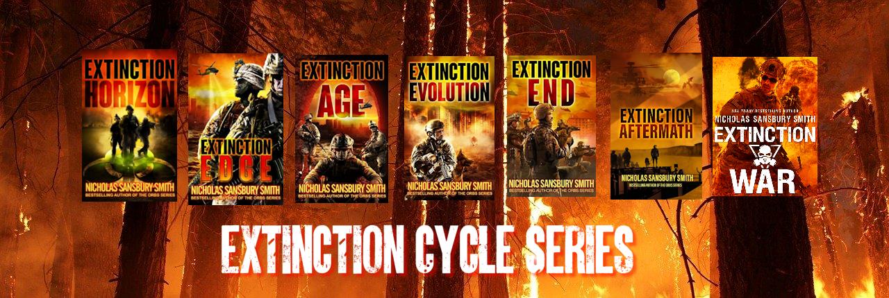 extinction cycle series banner season 1