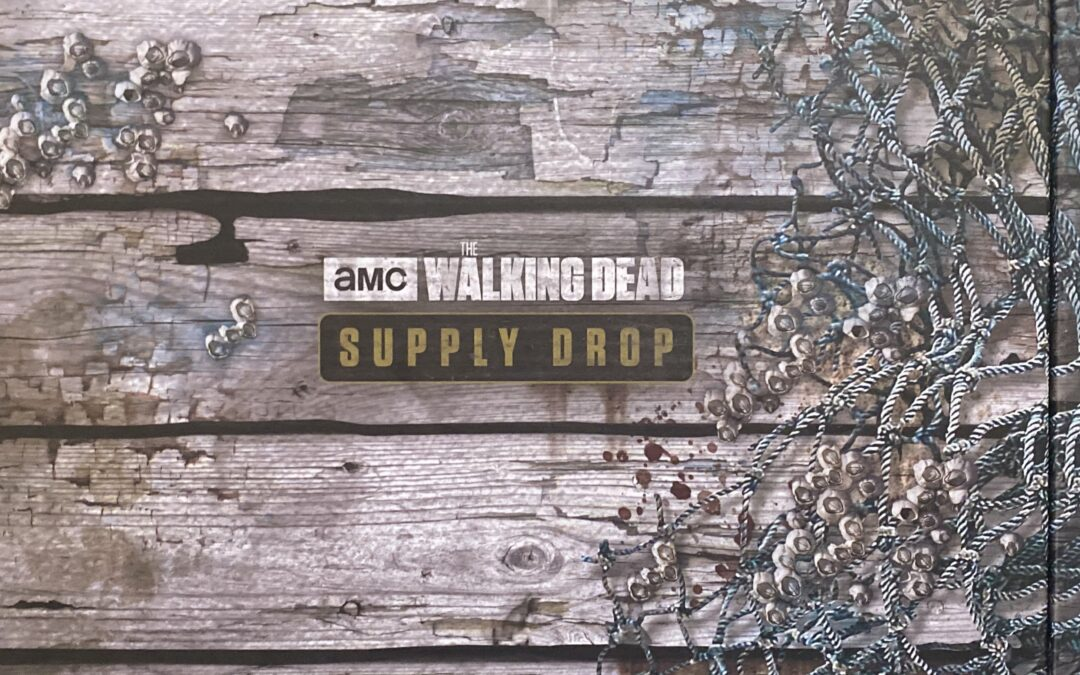 TWD Supply Drop Box – Unboxing