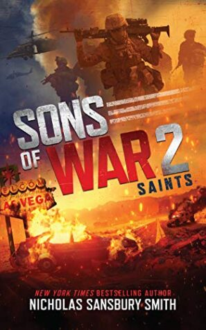 Release Day: Sons of War 2 Saints