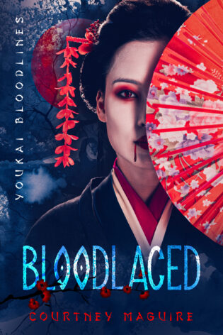 Bloodlaced by Courtney Maguire