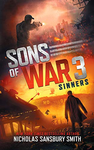 Release Day: Sons of War: Sinners
