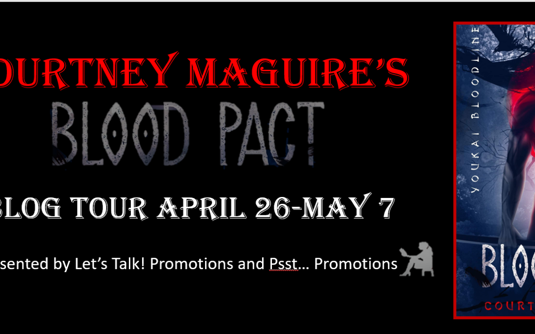 Cover Reveal: Blood Pact